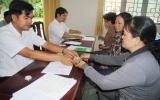 Ngân hàng Chính sách xã hội tỉnh: Phối hợp tốt trong cho vay phát triển kinh tế