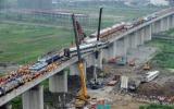 Trung Quốc đình chỉ các dự án đường sắt mới