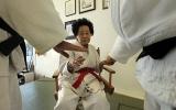 Đạt cấp thập đẳng huyền đai võ Judo ở tuổi 98