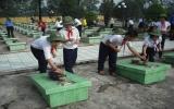 220 đoàn viên, thanh thiếu niên huyện Tân Uyên về nguồn
