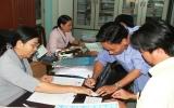 Đảng ủy khối Các cơ quan tỉnh: Kiểm tra để nâng cao sức chiến đấu của tổ chức Đảng