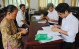 Phó Giám đốc Ngân hàng Chính sách xã hội Chi nhánh Bình Dương Võ Văn Đức: Kiên quyết không để sinh viên nào khó khăn phải nghỉ học