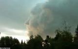 Đám mây hình ma quái