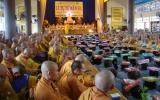 Tổ chức Lễ tự tứ mãn hạ Phật lịch 2555