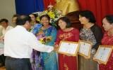 """Công đoàn Ngành Giáo dục – Đào tạo: 22 cá nhân được tặng kỷ niệm chương """"vì sự nghiệp tổ chức công đoàn"""""""