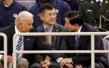 Ngoại giao bóng rổ Mỹ-Trung ở Bắc Kinh