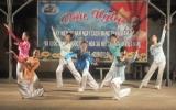 Văn nghệ chào mừng Ngày Cách mạng Tháng Tám và Quốc khánh 2-9