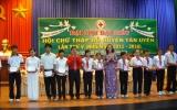 Hội Chữ thập đỏ huyện Tân Uyên Đại hội Đại biểu nhiệm kỳ 2011-2016