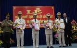 Công bố quyết định thành lập Sở Cảnh sát PCCC Bình Dương