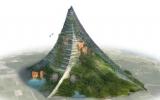 Chi 430 tỷ USD xây núi nhân tạo