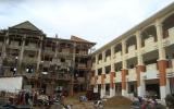 11 công trình trường học đã được xây dựng