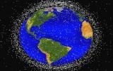Tung lưới dọn rác trên vũ trụ