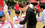 Maritime Bank trao quà cho đối tượng khó khăn ở Nghệ An và Đắk Lắk