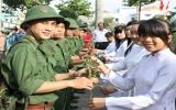 TX.Thuận An: 100% thanh niên lên trạm theo lệnh gọi