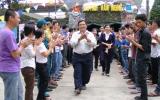 Thuận An: Sôi động Hội trại tòng quân