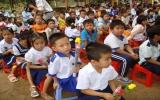 Tạo phấn khởi cho trẻ vào lớp 1