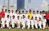 U16 Việt Nam cầm hòa Hàn Quốc 1-1