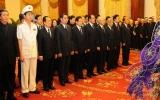 Lễ truy điệu nguyên Chủ tịch Hội đồng Nhà nước Võ Chí Công