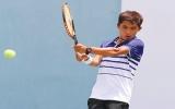 Giải quần vợt VĐQG 2011: Hồ Huỳnh Đan Mạch (Bình Dương) gây bất ngờ lớn