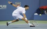 Novak Djokovic đăng quang Giải quần vợt Mỹ mở rộng