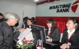 Maritime Bank cam kết chia sẻ khó khăn cùng doanh nghiệp