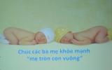 Trẻ nhỏ cũng cần massage