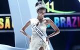 Tân Hoa hậu Hoàn vũ: 'Bí quyết của tôi là nụ cười'