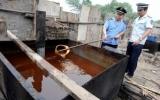 Trung Quốc phá đường dây buôn bán dầu ăn siêu bẩn