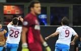 Inter gục ngã trên sân nhà trước tân binh Trabzonspor