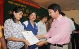 Trường Trung cấp nghề Thủ Dầu Một: Bế giảng lớp đào tạo nghề kỹ thuật trồng và chăm sóc sinh vật cảnh