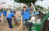 Tuổi trẻ Thuận An: Tình nguyện bảo vệ môi trường