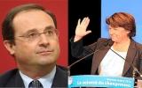 Hai ứng viên tổng thống Pháp bắt đầu vận động tranh cử