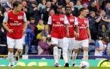 Vòng 6 Giải Ngoại hạng Anh: Arsenal gục ngã trước Blackburn