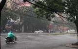 Không khí lạnh gây mưa tại miền Bắc, lũ lớn ở miền Trung