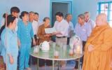 Mặt trận Tổ quốc phường Bình Chuẩn (TX.Thuận An): Trao tặng nhà đại đoàn kết