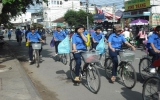Mít-tinh hưởng ứng Chiến dịch làm cho thế giới sạch hơn năm 2011