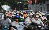 Thí điểm hạn chế môtô, xe máy ở Hà Nội và TP.HCM