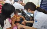 Phân biệt bệnh tay chân miệng với sốt virus nổi ban