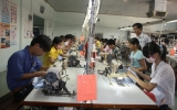Truyền nghề và phát triển nghề cho lao động:  Đào tạo đã gắn với nhu cầu