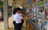 Tích cực tuyên truyền trong văn hóa giao thông:  Để trẻ em nâng cao năng lực thực hiện hành vi