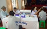 Bệnh viện Đa khoa Mỹ Phước tổ chức khám bệnh từ thiện
