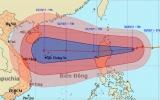 Bão Nalgae hướng vào biển Đông