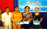Phường Lái Thiêu ra mắt câu lạc bộ Phụ nữ giúp việc gia đình