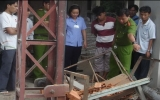 Đứt cáp tại công trường xây dựng, 3 người tử vong