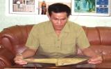 Cựu chiến binh Nguyễn Văn Thu: Chiến đấu hay, làm kinh tế giỏi
