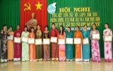 Học tập và làm theo lời bác ở Hội LHPN huyện Phú Giáo: Từ những việc làm cụ thể