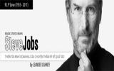 Sách điện tử về Steve Jobs được cho ra mắt tại VN