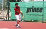 Kết thúc giải quần vợt U18 ITF nhóm 5 Becamex IDC Cup 2011:  Lý Hoàng Nam (Bình Dương) hạng 3 chung cuộc