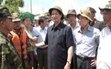 Thủ tướng thị sát vùng rốn lũ
