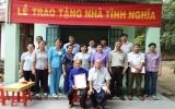 Hội chữ thập đỏ công ty TNHH MTV cao su Dầu Tiếng:   Tăng cường các hoạt động từ thiện, nhân đạo